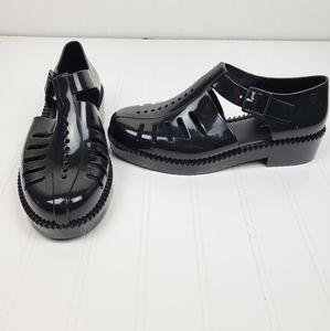 Melissa 79/16 retro plastic strappy jelly sandals